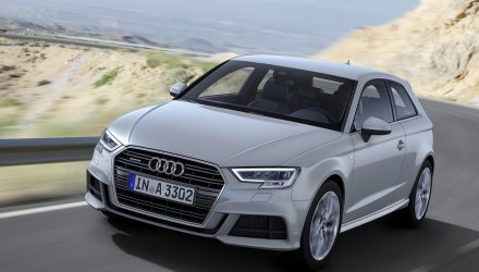 Audi A3 spikes up new VW emissions-cheating allegation