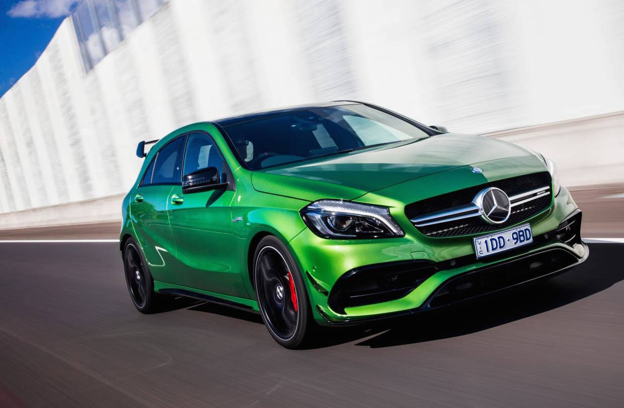 Mercedes on track to become luxury car sales leader this year ...