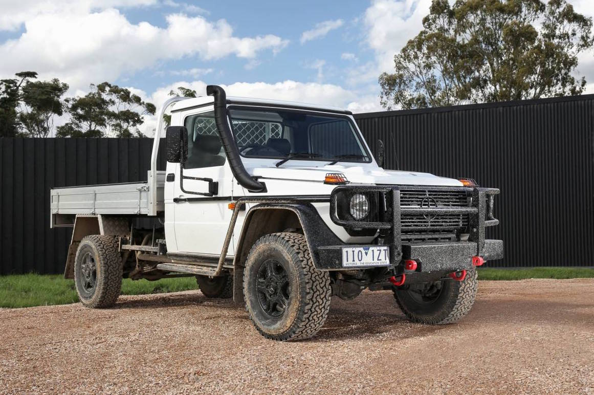 Mercedes benz g professional ute on sale in australia from for Mercedes benz g300 for sale