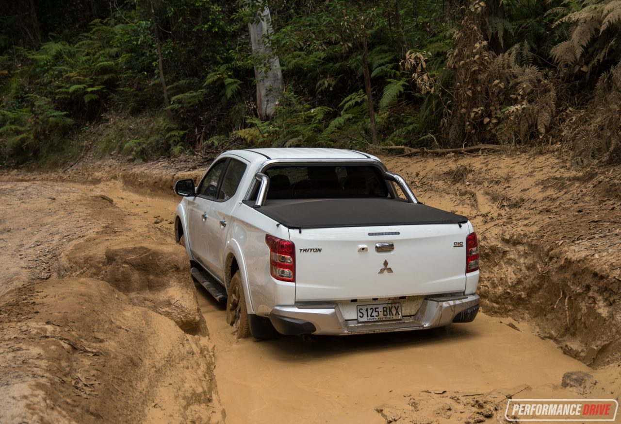 Luxury 2016 Mitsubishi Triton Exceed Review Offroad Test Video