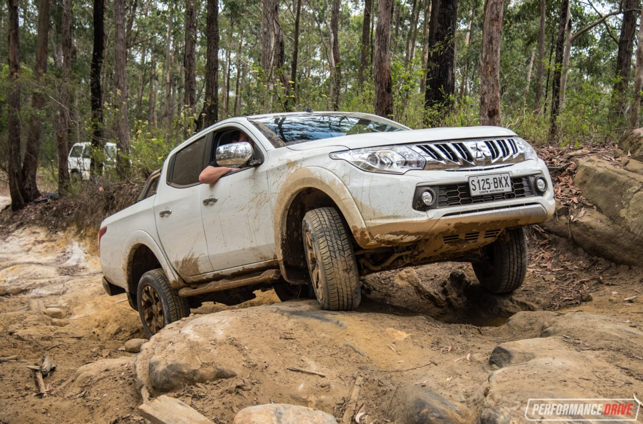 2016 Mitsubishi Triton Exceed Review Off Road Test Video