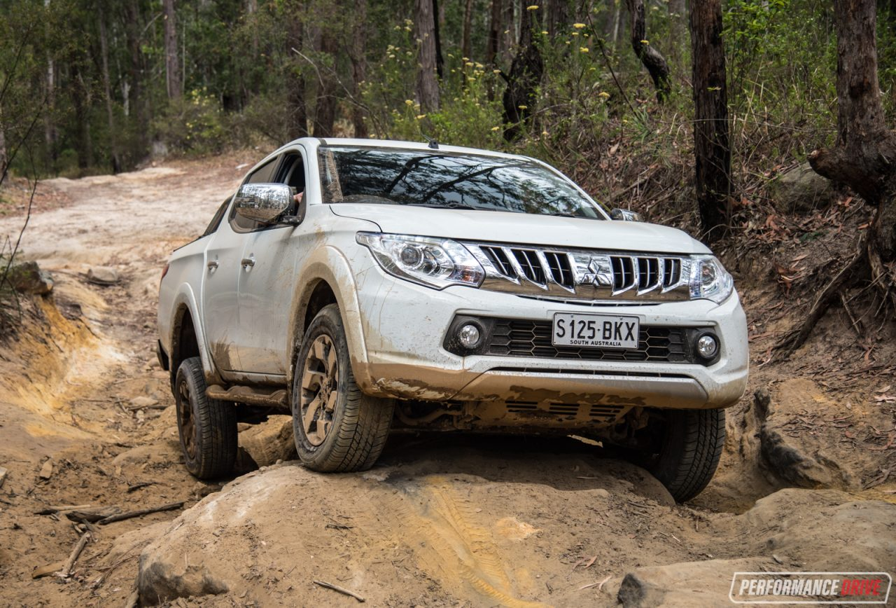 Innovative 2016 Mitsubishi Triton Exceed Review Offroad Test Video