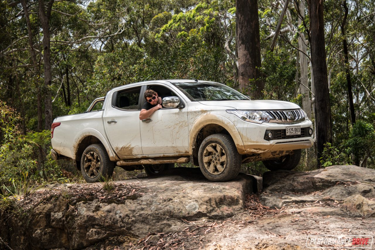 Simple 2016 Mitsubishi Triton Exceed Review Offroad Test Video