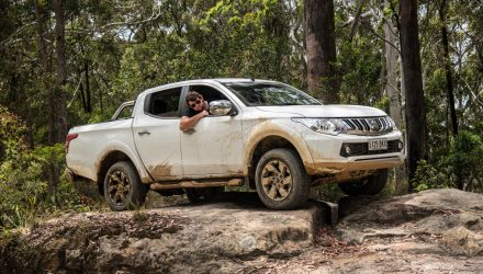 2016 Mitsubishi Triton Exceed review: Off-road test (video)