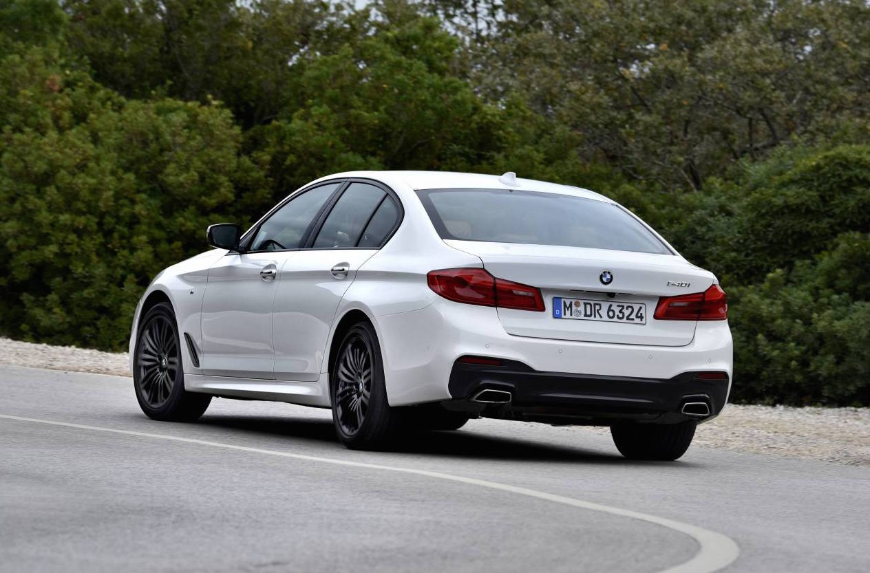 2017 bmw 5 series on sale in australia from 93 900 arrives march performancedrive. Black Bedroom Furniture Sets. Home Design Ideas