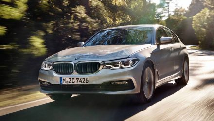 2017 BMW 530e iPerformance unveiled, on sale in Australia Q2
