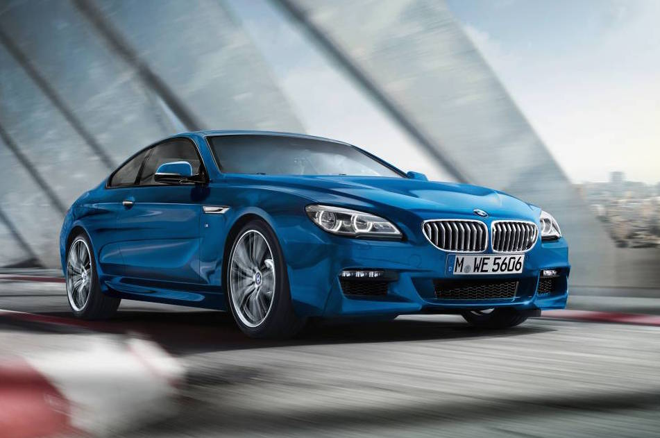 2017 bmw 6 series announced more options exclusivity performancedrive. Black Bedroom Furniture Sets. Home Design Ideas