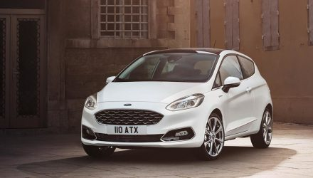 More details & specs on 2017 Ford Fiesta released