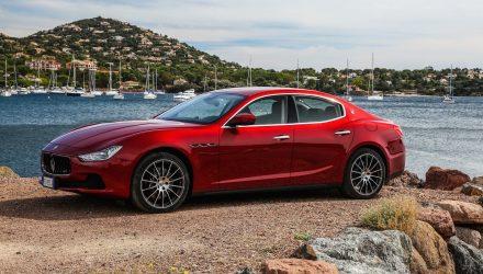 2017 Maserati Ghibli on sale in Australia from $138,990
