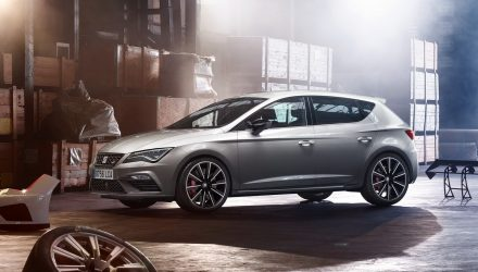 SEAT Leon Cupra update announced with AWD, boosted to 220kW