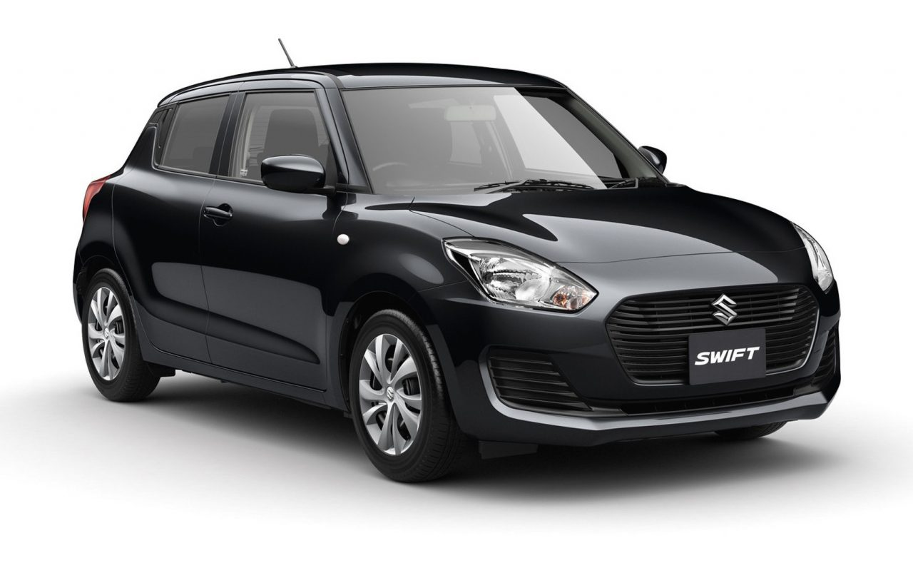2017 suzuki swift revealed 1 0l turbo confirmed performancedrive. Black Bedroom Furniture Sets. Home Design Ideas