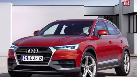 2018 Audi Q3 to jump on MQB platform, hybrid option likely