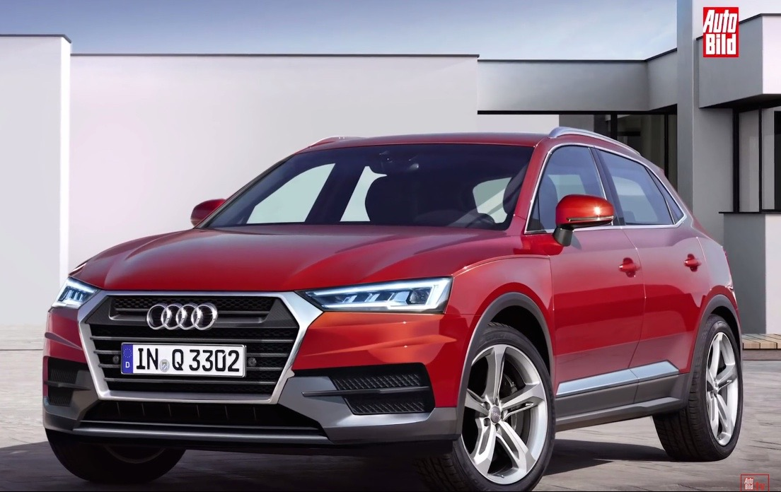 2018 audi q3 to jump on mqb platform hybrid option likely performancedrive. Black Bedroom Furniture Sets. Home Design Ideas