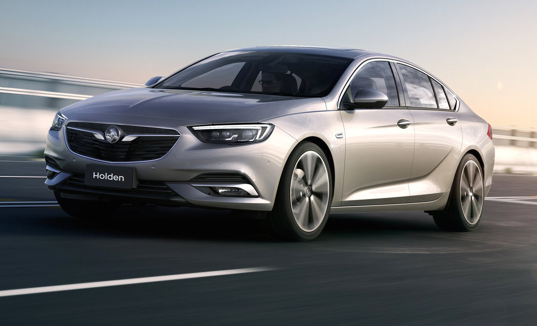 2018 holden ng commodore revealed with 2017 opel insignia performancedrive. Black Bedroom Furniture Sets. Home Design Ideas