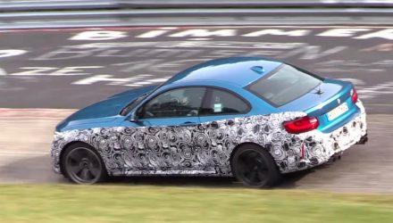 BMW planning M2 CS limited edition, to feature detuned M4 engine – rumour