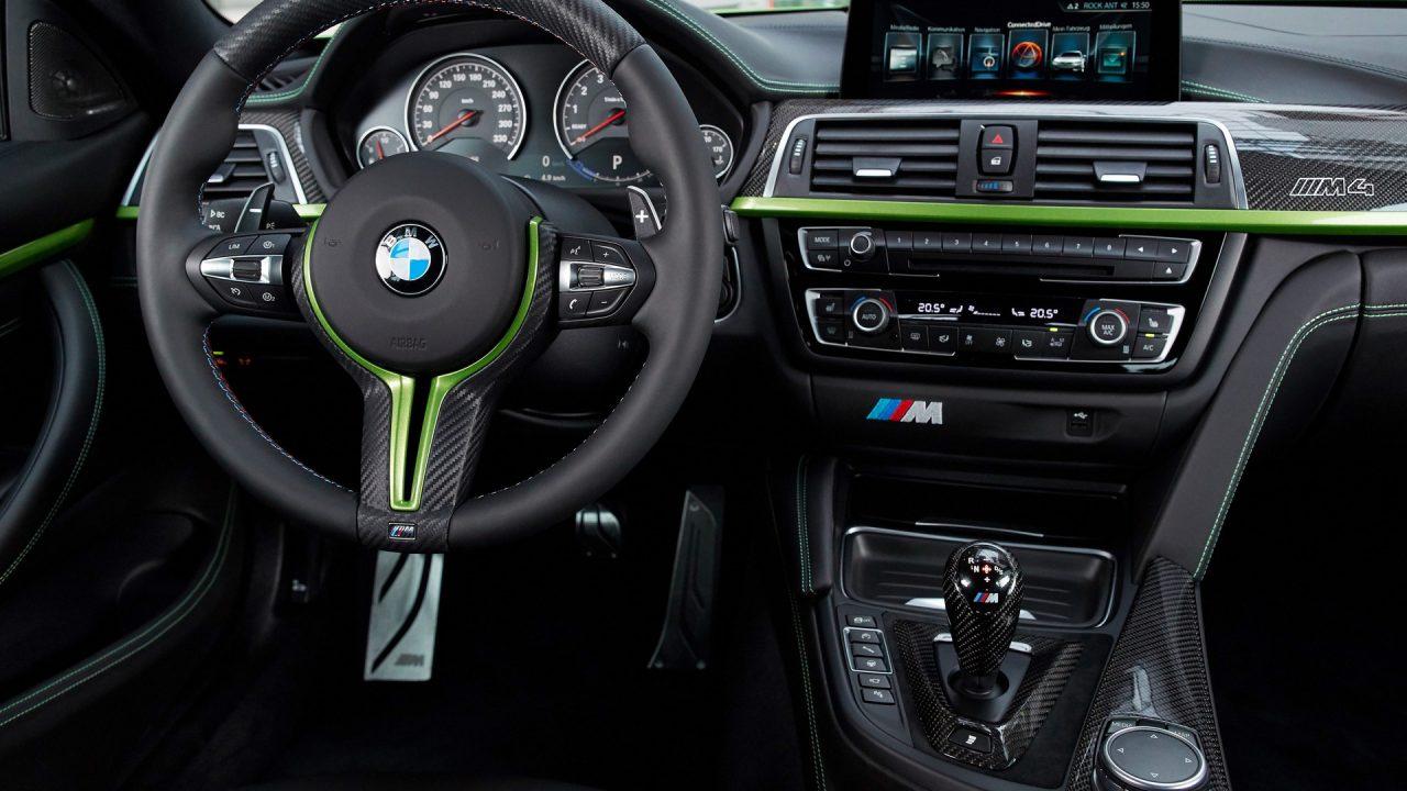 ... Sport Series Bmw M4 Interior : BMW Creates Bespoke M4 For DTM Champion,  Marco Wittmann ...