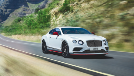 Bentley Continental GT Black Edition announced, looks the part