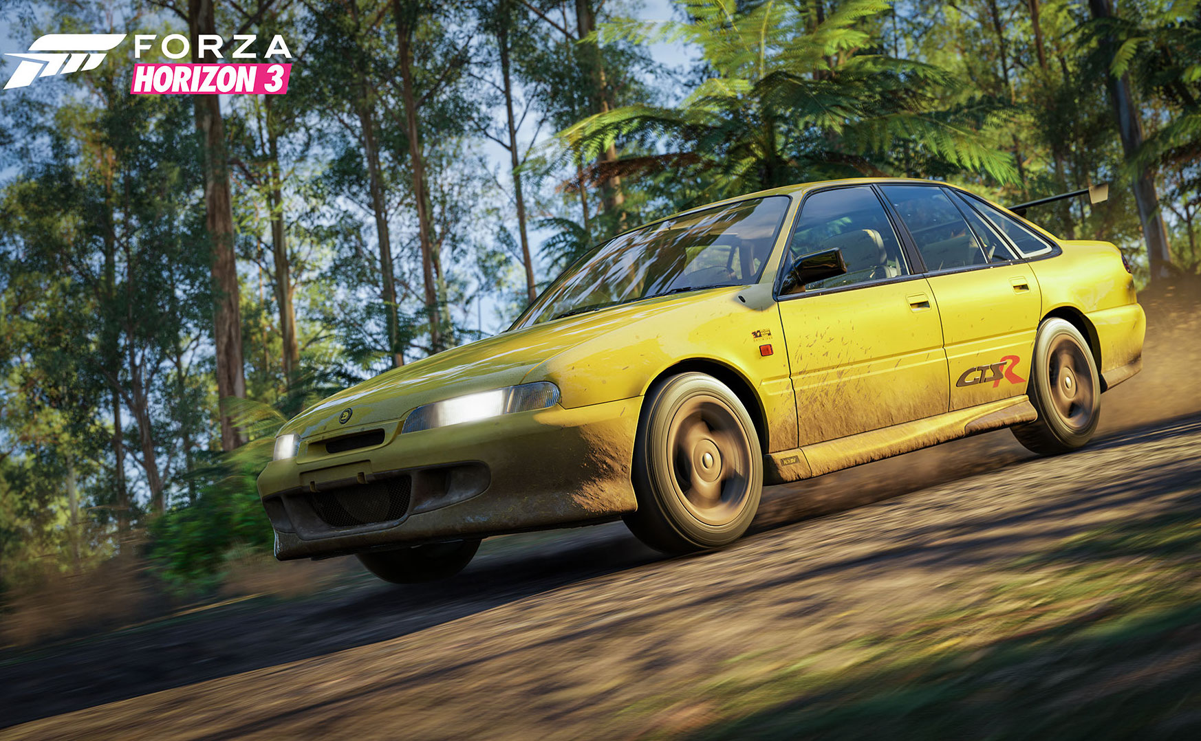 Forza Horizon 3 Logitech G Expansion Pack Adds 1996 Hsv