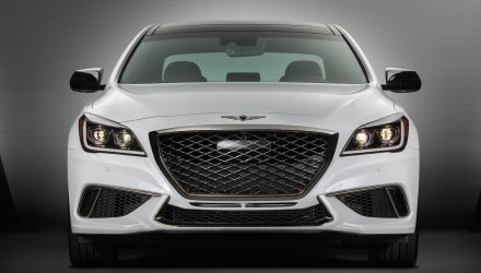 Hyundai's Genesis could have 'N' performance sub-sub-brand