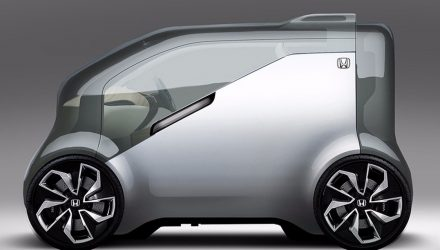Honda NeuV concept with artificial intelligence previews potential future in mobility