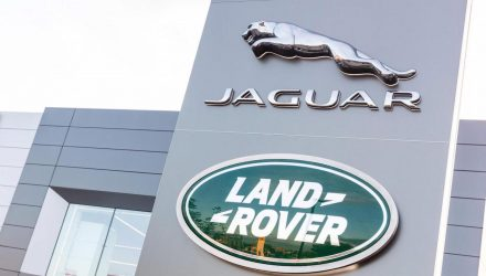 Jaguar Land Rover hits record November sales, Jaguar up 83%