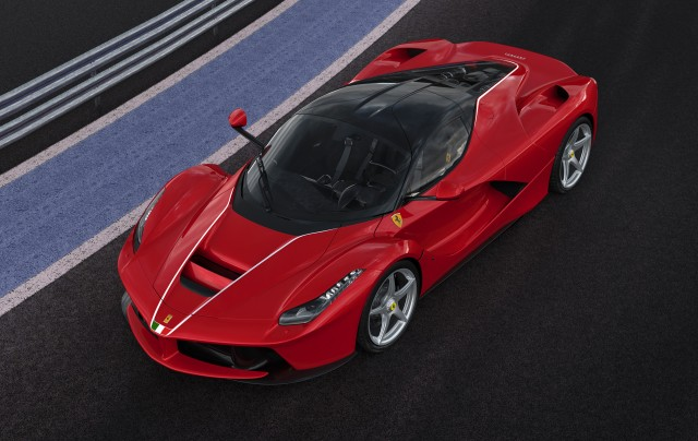 500th LaFerrari becomes most expensive 21th-century auto ever auctioned