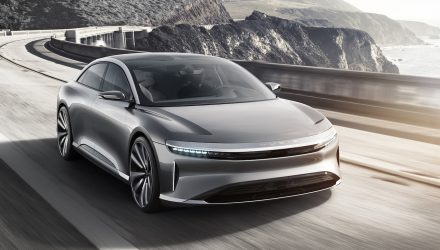 Lucid Air is new Model S fighter; 1000hp, 600km+ range