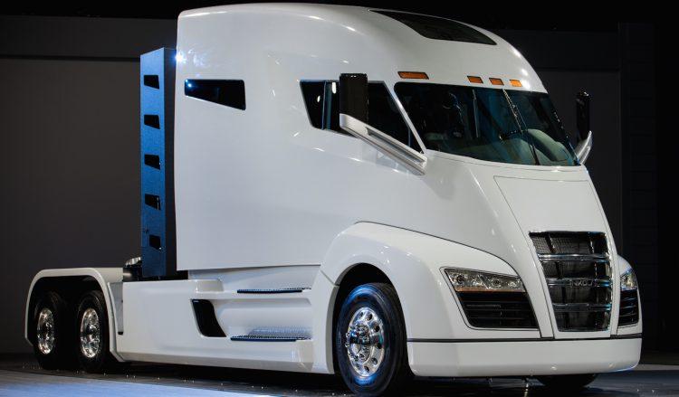 nikola-one-truck
