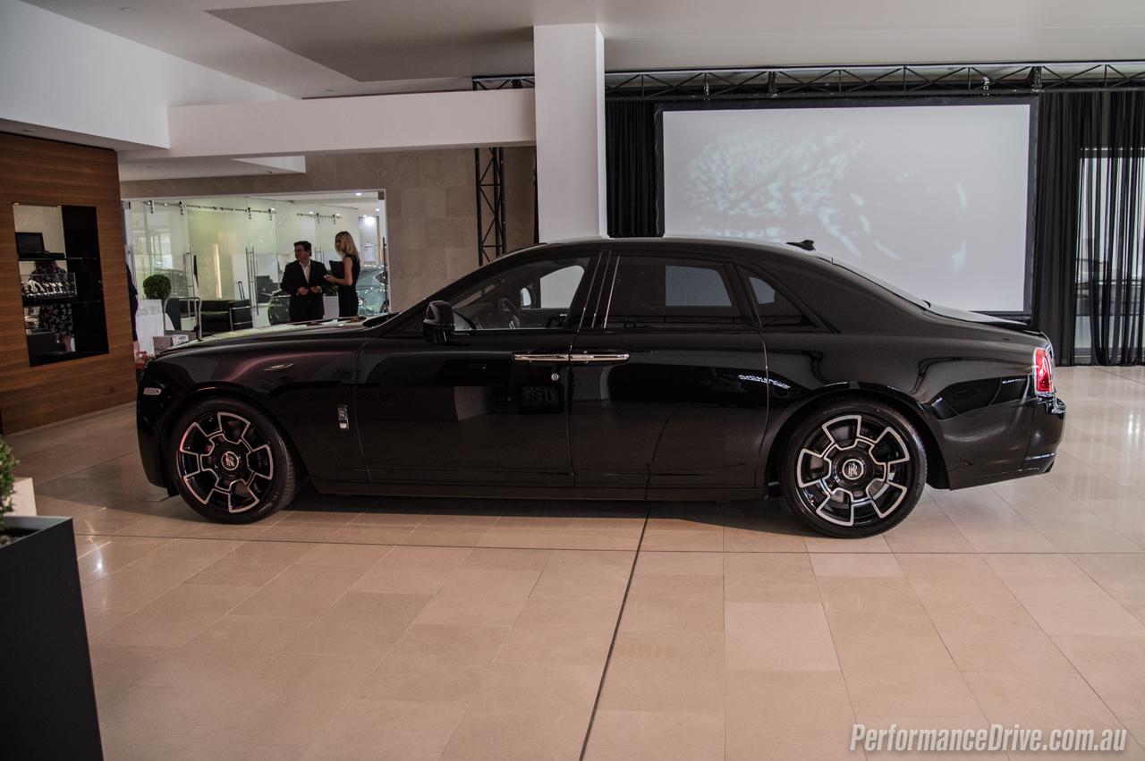 Rolls Royce Black Badge Series Lands In Australia