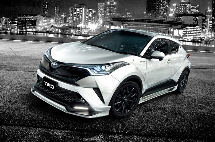toyota-c-hr-trd-aggressive-style