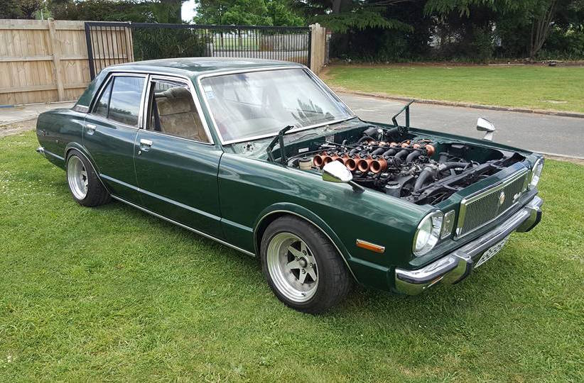 Jdm Cars For Sale >> Toyota Corona gets 1GZ-FE V12 engine conversion (video) | PerformanceDrive