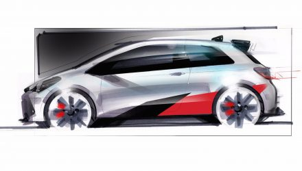 Toyota Yaris hot hatch road car confirmed, Gazoo to help