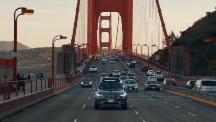 Uber & Volvo start self-driving pilot in San Francisco