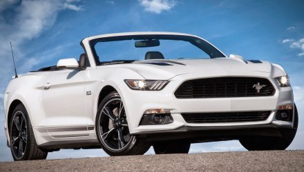 Ford Mustang hybrid, F-150 hybrid, Transit hybrid confirmed