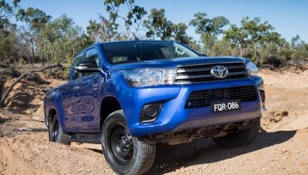 Top 10 best selling cars in Australia during 2016