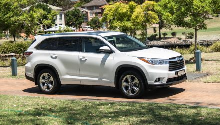 Should you buy a Toyota Kluger?