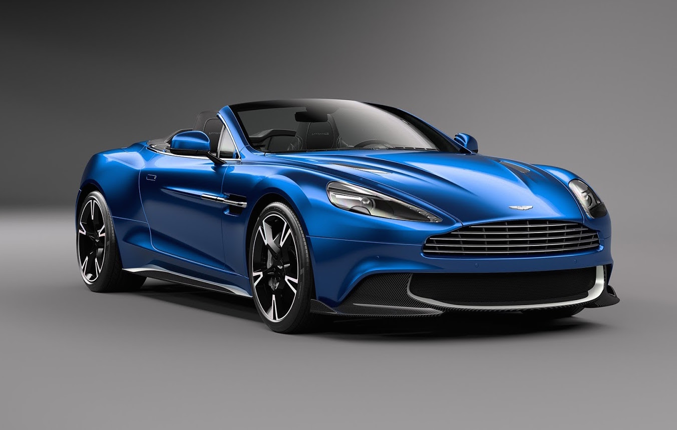 2017 aston martin vanquish s volante announced performancedrive. Black Bedroom Furniture Sets. Home Design Ideas