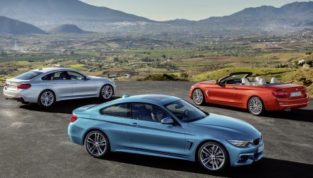 2017 BMW 4 Series update revealed with minor tweaks