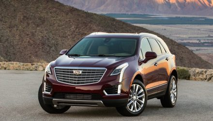 Cadillac 'XT3' small SUV coming in 2018 – report