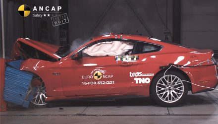 New Ford Mustang scores dismal 2-star ANCAP safety rating