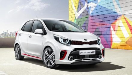 2017 Kia Picanto revealed, sporty GT-Line confirmed