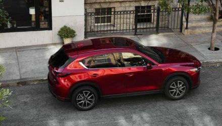 New Mazda CX-5 7-seat option in the works – report