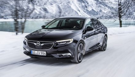 AWD 2018 Holden Commodore/Insignia Grand Sport revealed