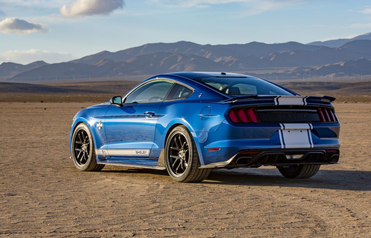 2017 Shelby Super Snake Revealed Celebrates 50th