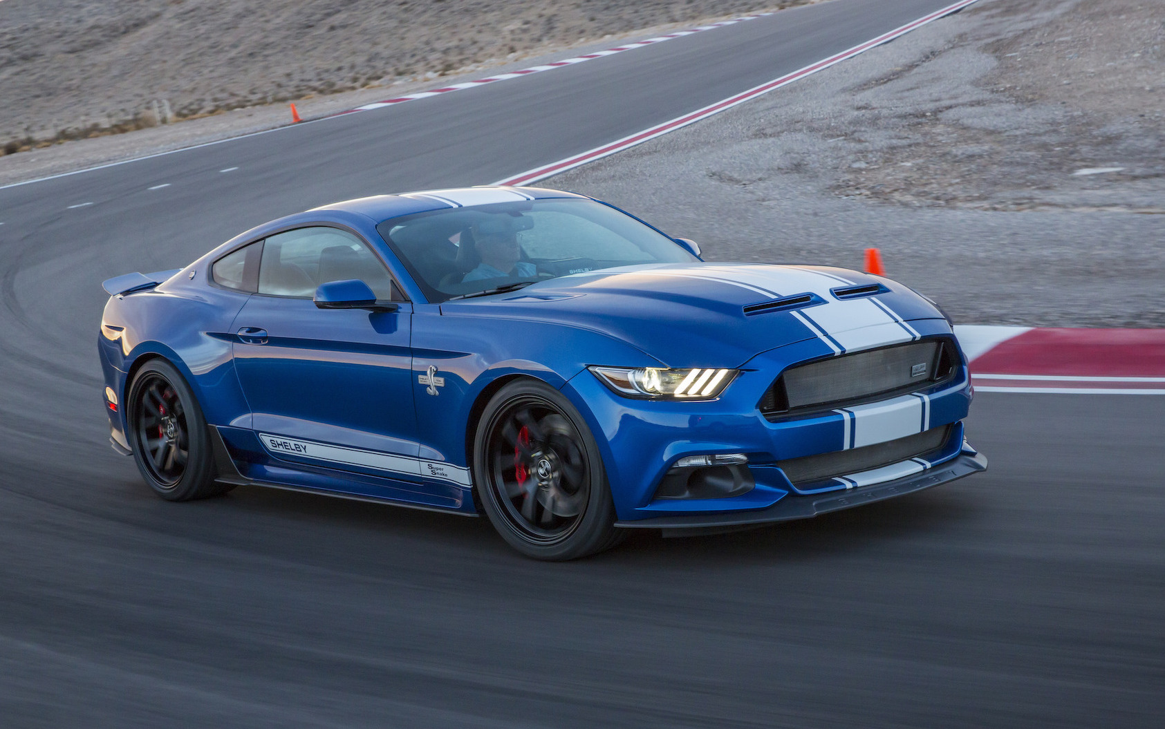 Ford Mustang Shelby Super Snake Packs 670hp for $71k