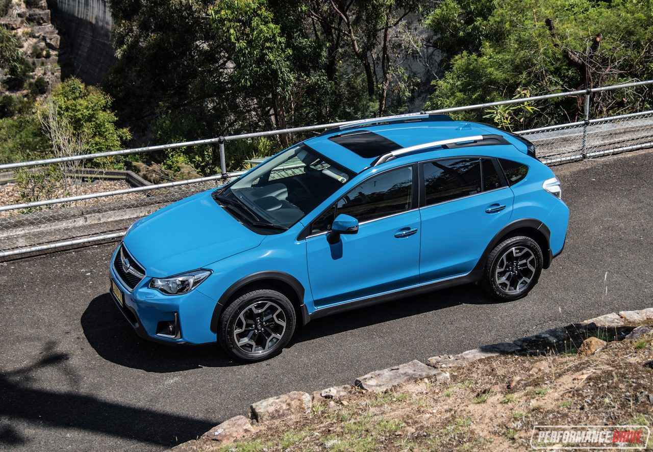 2017 Subaru XV 2.0i-S review (video) | PerformanceDrive