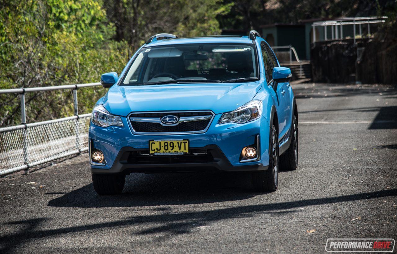 2017 Subaru Xv 2 0i S Review Video Performancedrive