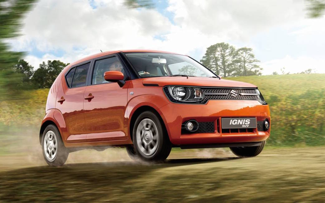 2017 suzuki ignis now on sale in australia from 15 990 performancedrive. Black Bedroom Furniture Sets. Home Design Ideas