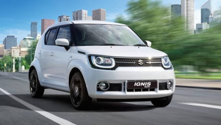 2017 Suzuki Ignis now on sale in Australia from $15,990