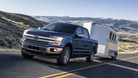 2018 Ford F-150 unveiled, introduces diesel option